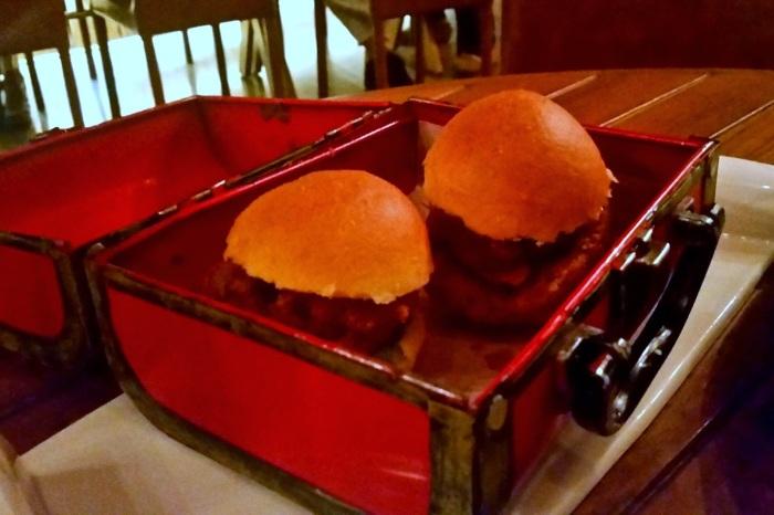 Galauti Kebab Burgers farzi