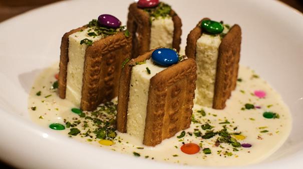 PARLE JI CHEESE CAKE