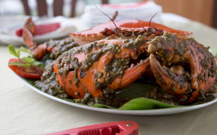 gajalee's crab