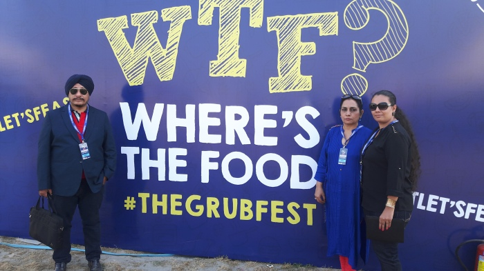 TEAM FCBA @ THE GRUB FEST