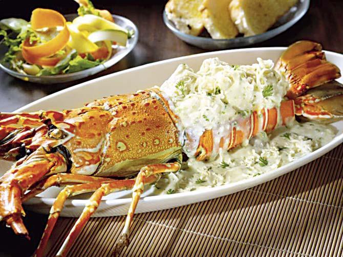 Lobster-Mornay